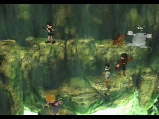 Screenshot Thumbnail / Media File 1 for Final Fantasy VII [NTSC-U] [Disc1of3]